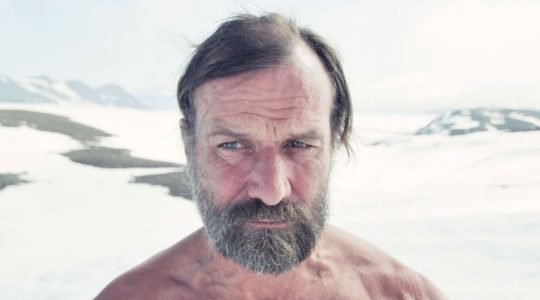 Wim Hof is a New York Times Best Seller