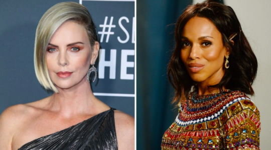 Kerry Washington And Charlize Theron Join 'The School For Good And Evil'