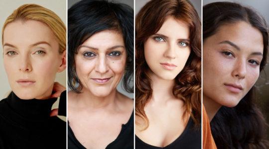 Apple TV+'s ROAR Cast Expands