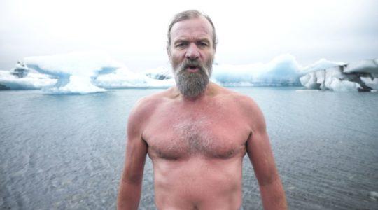 BBC One Lands Wim Hof's Superstar Survival